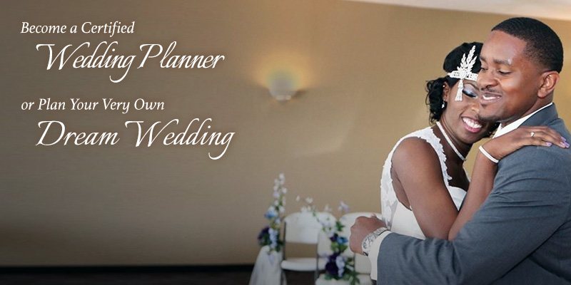 Become a Wedding Planner, or Plan Your Own Wedding